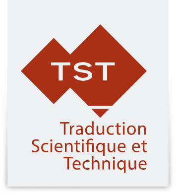 TST – Traduction Scientifique et Technique Retina Logo